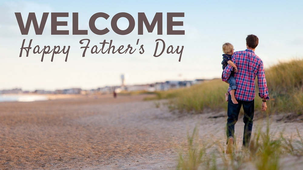 FATHER'S DAY - WELCOME slide  - Beach.jpg