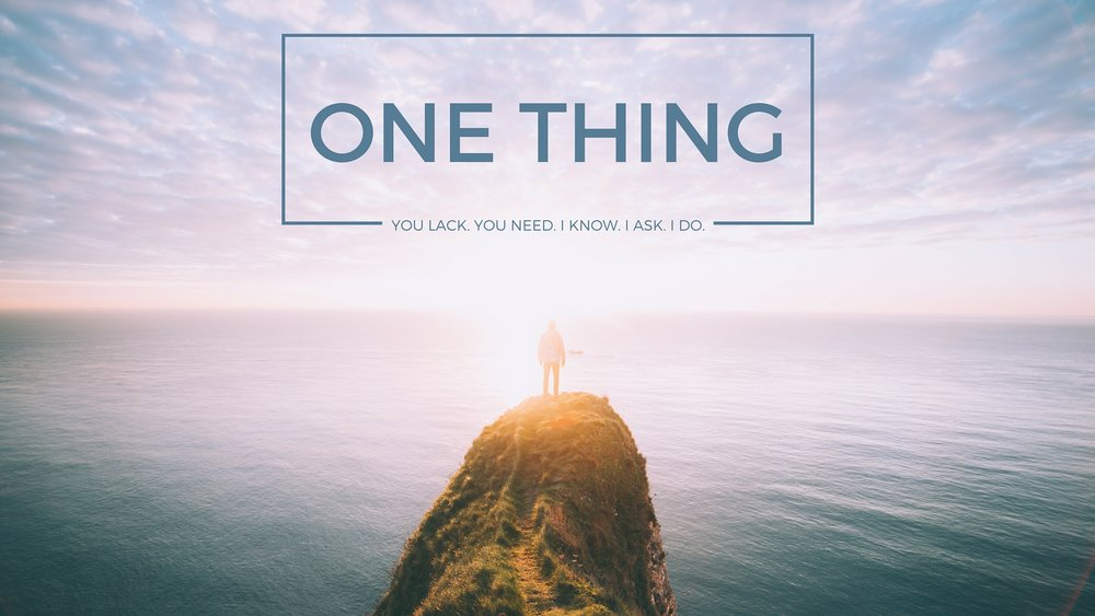 ONE THING - Series Image 16-9.jpg