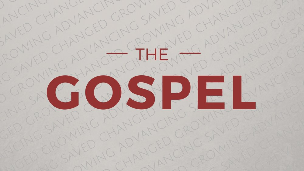 The Gospel — Redeemer Church Colchester Sermons