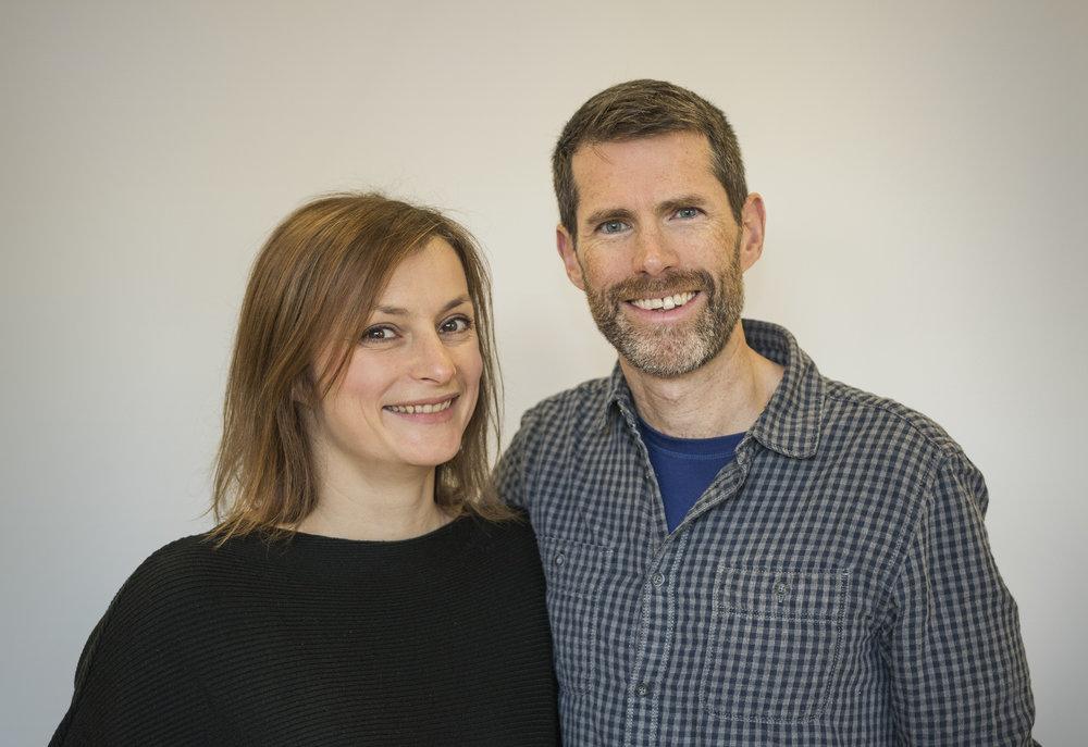 Tom & Nicole Allen