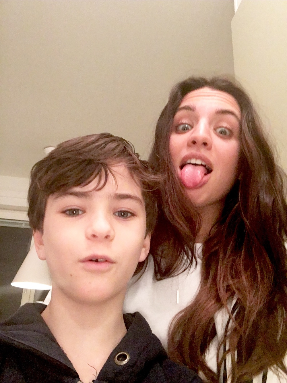 Me and babybro Marco