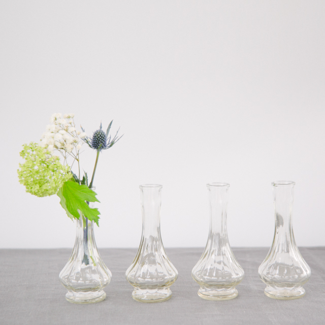 VASES - SINGLE STEM - small, medium, large & x-large