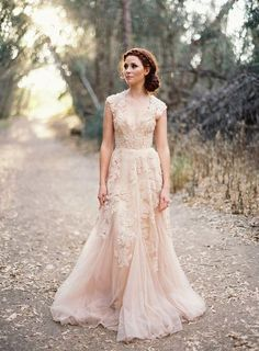 Our 9 Top Wedding Dresses That Aren\'t White! — The Wedding Festival