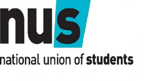 You probably know so little about NUS that you didn't realise this is the logo of the UK NUS...