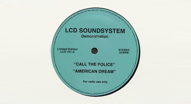 Call the Police & American Dream - LCD Soundsystem