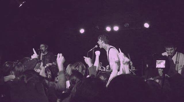 Joyce Manor - @ The Factory Floor, Marrickville