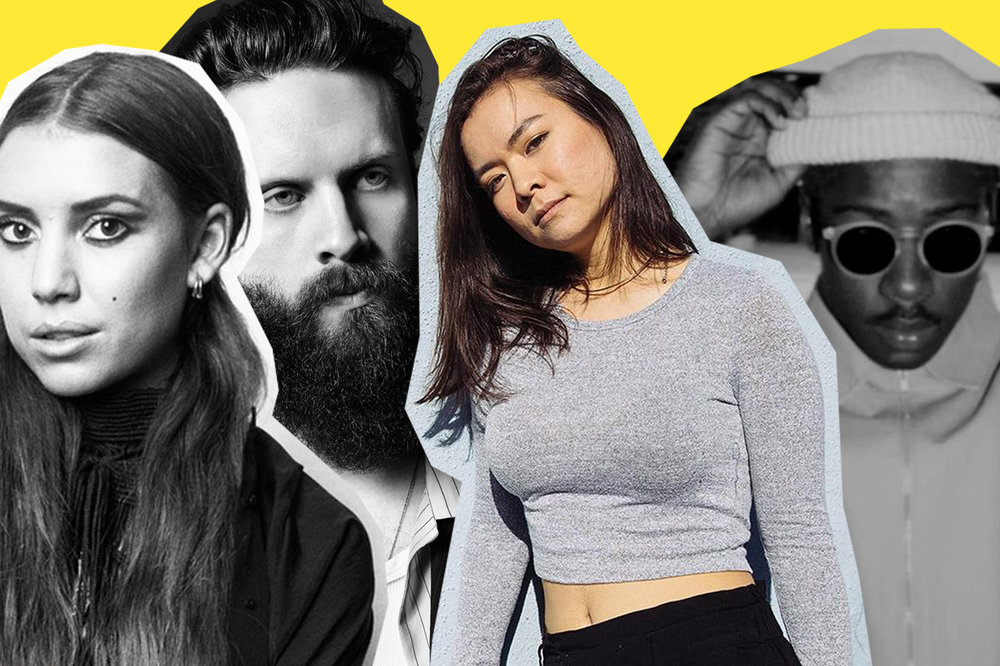 Fresh Music Fridays #3: 20/04/18 - Olly Cummins, Hektor Vineburg, and Deepa Alam