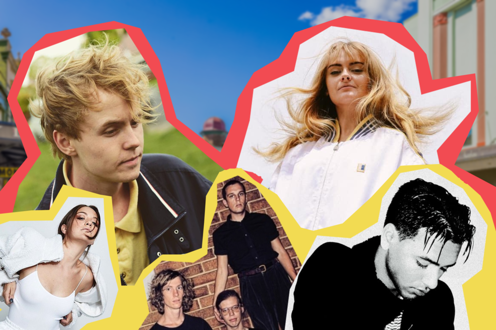 FRESH MUSIC FRIDAY: 16/02/19 - By Amy Brooke, Jamie Weiss, and Lawson Wrigley