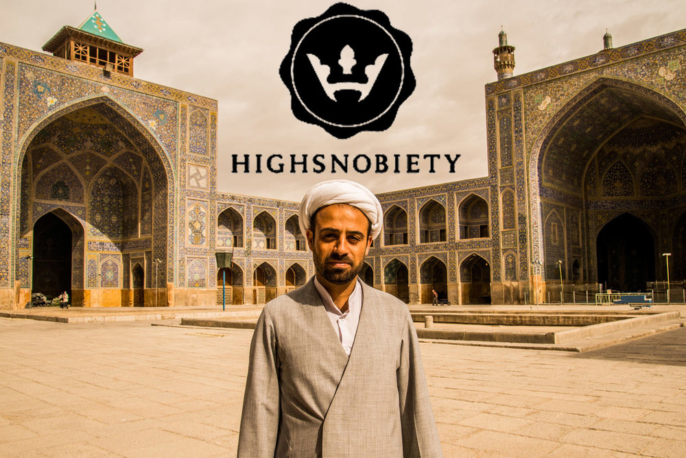HIGHSNOBIETY IRAN TRAVEL PICTURES Luis Filippo