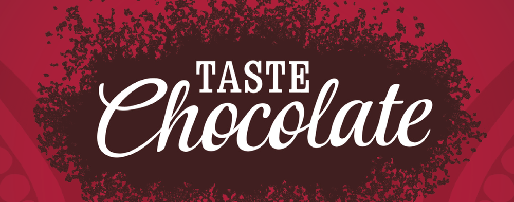 Taste chocolate, Bristol. Saturday 26 and Sunday 27 March 2016, 10am – 5.00pm. Waterfront Square (just off Canon's Way) Harbourside Bristol BS1 5LL