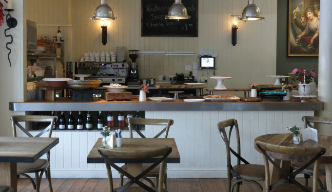 Cafe Lucca - Bath