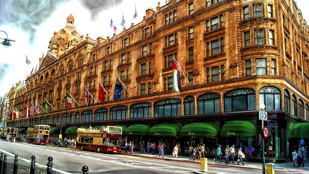 Harrods - Knightsbridge