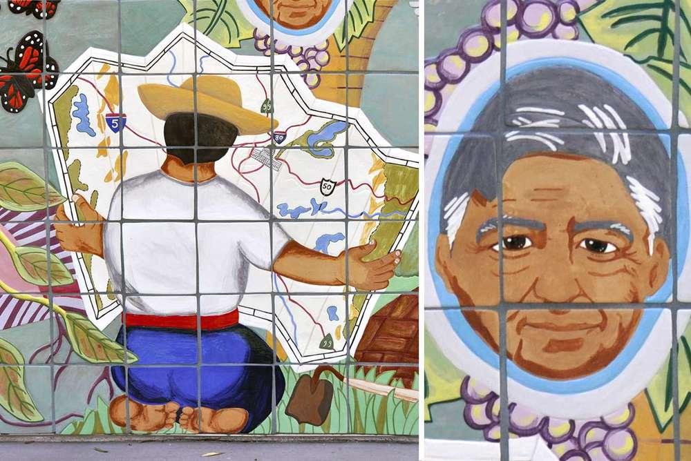 Si Se Puede: A Tribute to Cesar Chavez (details)