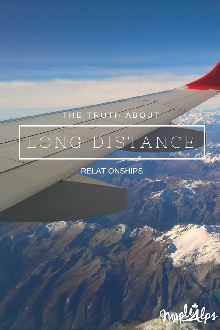 The Truth About Long Distance Relationships