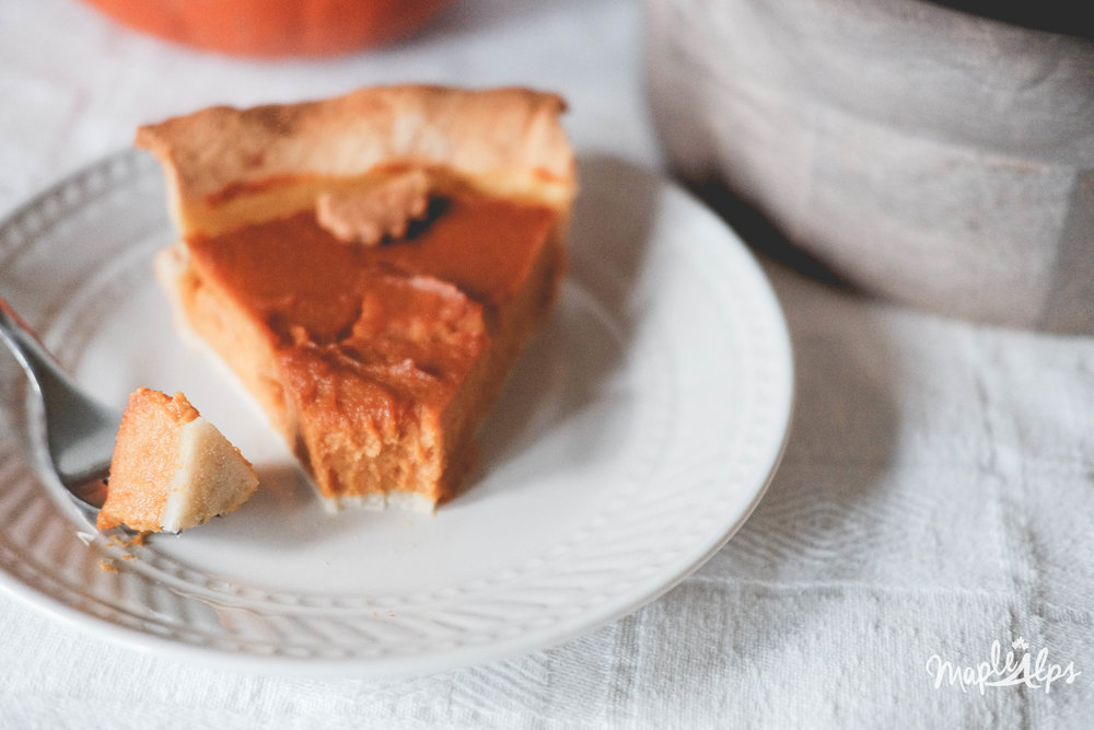 The Best Vegan Pumpkin Pie