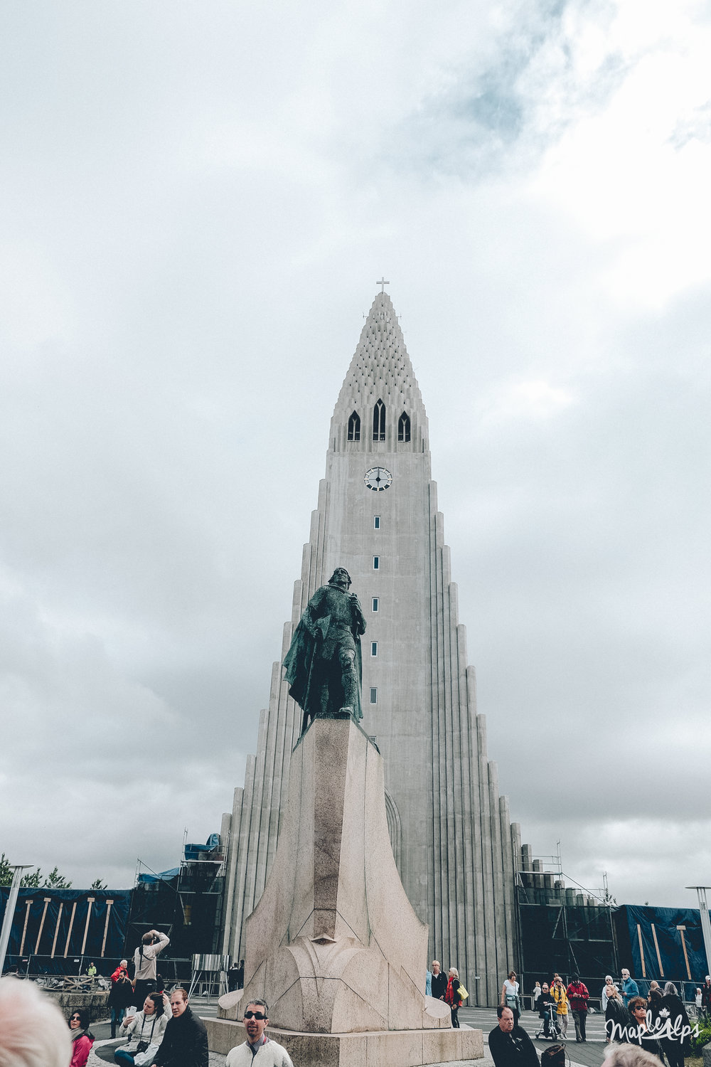 The Golden Circle & Reykjavik // Iceland | www.maplealps.com