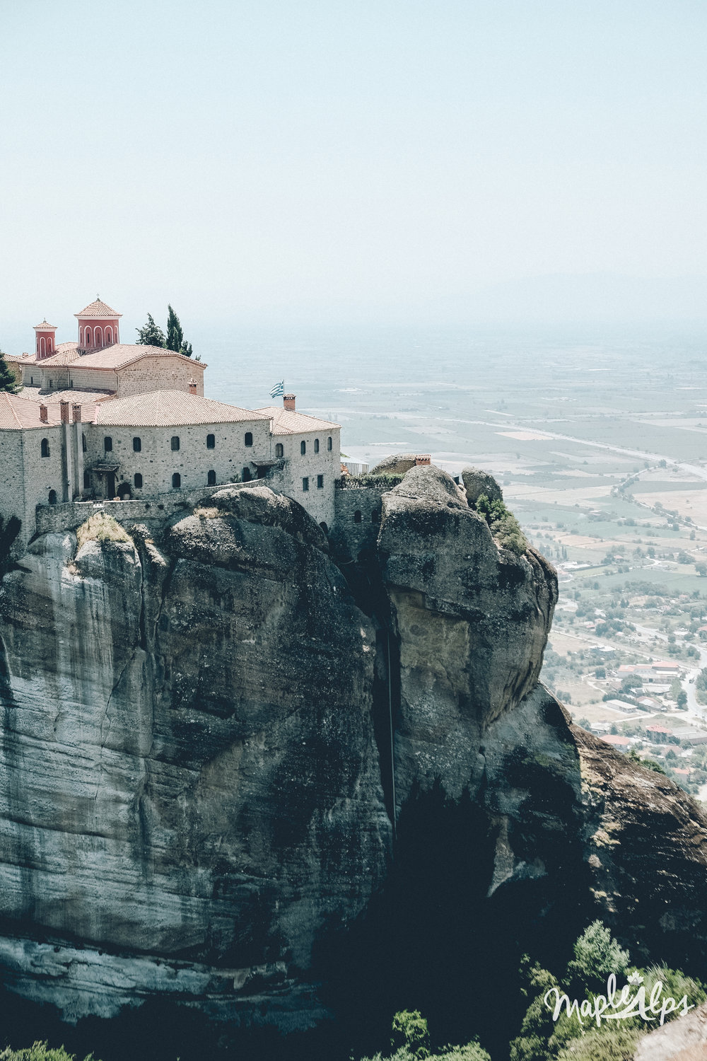 Meteora // Greece | www.maplealps.com