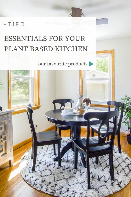 Kitchen Essentials | www.maplealps.com