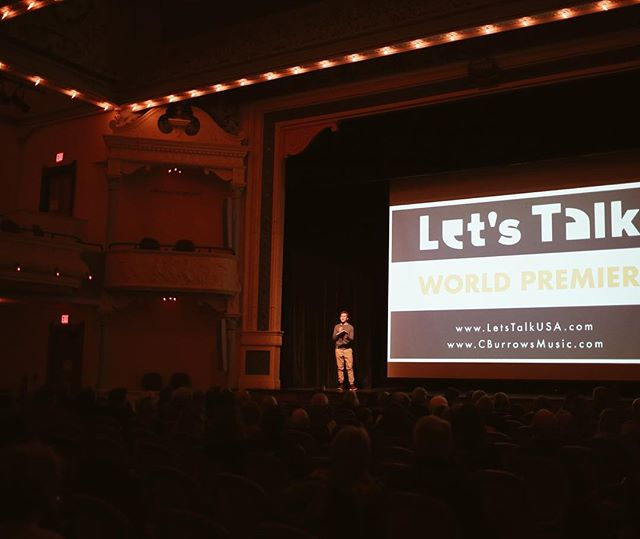 A big thank you to everyone who came to the view the Let's Talk documentary at the City Opera House! It was such an amazing opportunity to start a conversation with the Traverse City community about digital health.