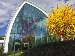 Chihuly Gardens.