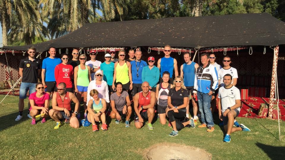 e29dfb2a4b4 Brett Sutton TriDubai Training Camp in Partnership with Taj Dubai ...
