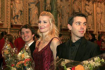European Union Christmas Concert guest soloist.