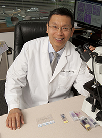 Ie-Ming Shih, MD, PhD Richard W. TeLinde Distinguished Professor, Department of Gynecology and Obstetrics Faculty, Pathobiology Graduate Program
