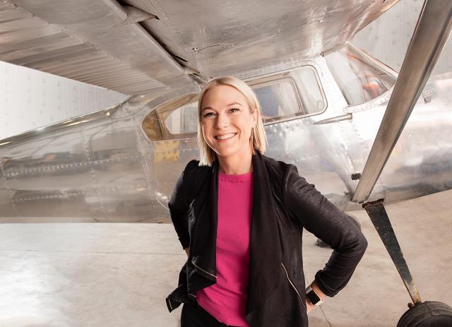 Nicole Verkindt   Founder, OMX