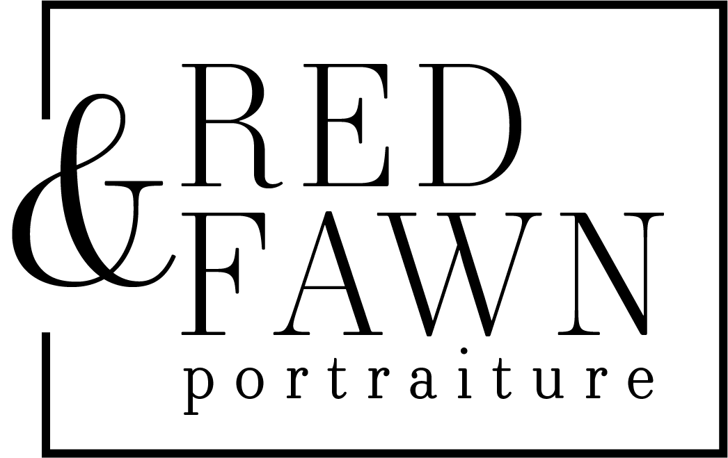 Red & Fawn Portraiture | Glamour and Boudoir Photography