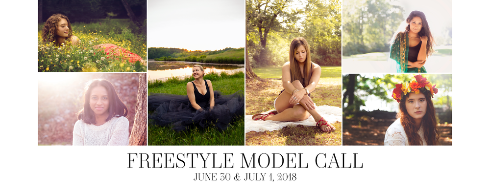 red and fawn portrait photography freestyle model call 2018 schedule