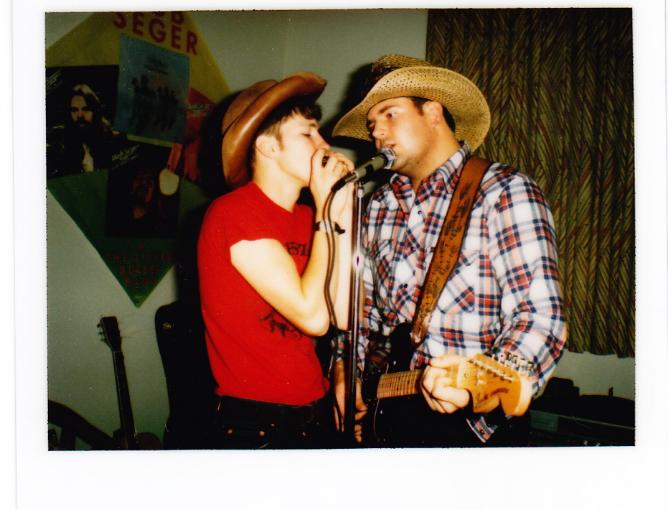 Ken & Bruce duo, circa 1982