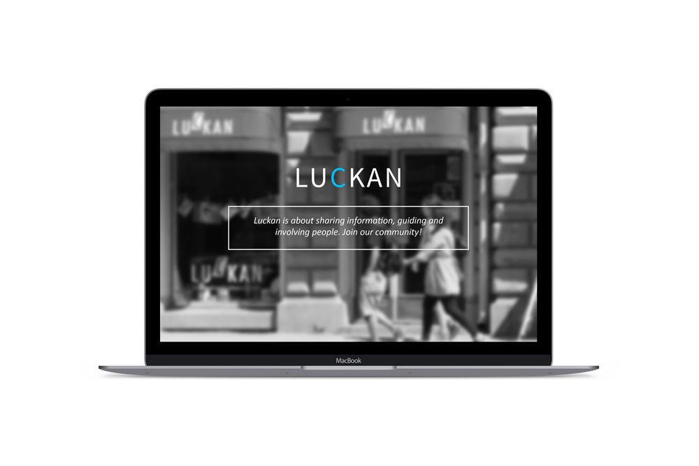 Luckan Service Design