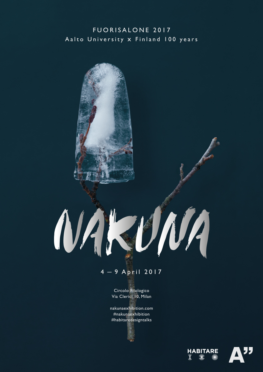 Nakuna Exhibition @ Milan Design Week