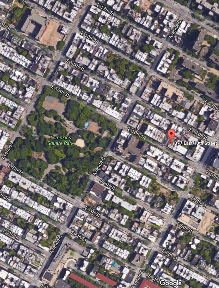 Google earth view 377 E 10th St, New York, NY 10009.PNG
