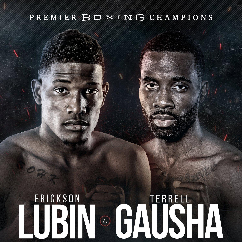 Premier Boxing Champions Presents Lubin vs Gausha — Santander ...