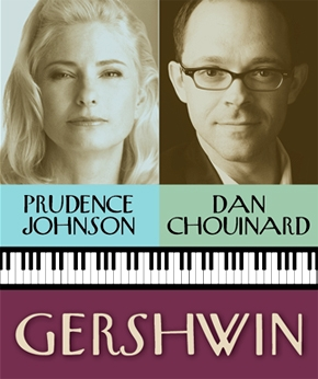 Prudence Johnson and Dan Chouinard's Gershwin