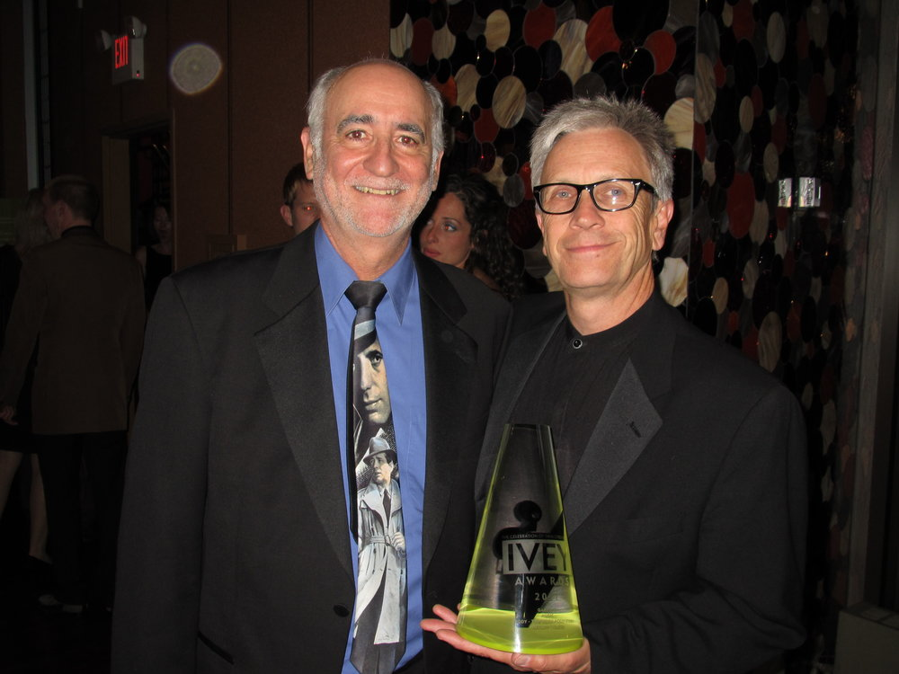 "Ron Peluso, Gary Rue with IVEY for Music Direction, ""Buddy! The Buddy Holly Story"", 2011, History Theatre"