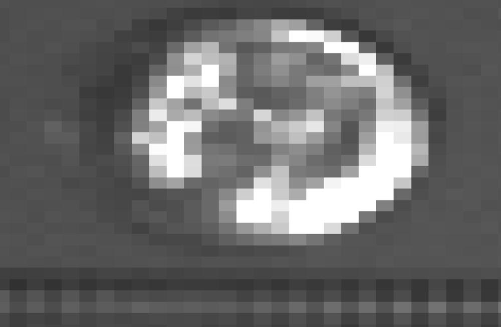 30 Pixel Dime