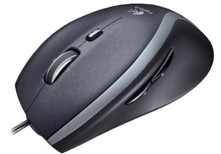 Logitech Corded  Laser Mouse