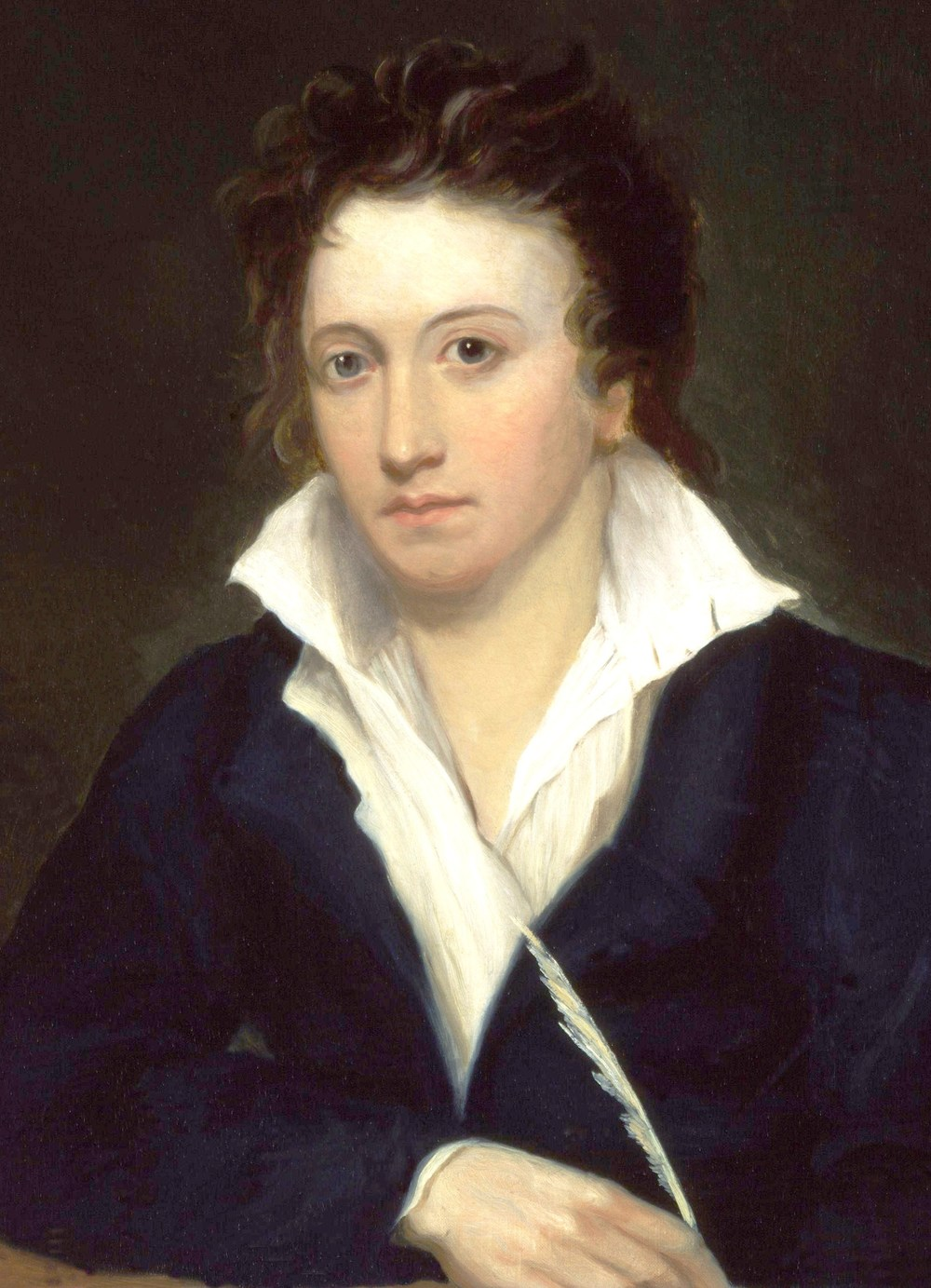 "Percy Shelley's Essay ""On Love""  Classic Lit"