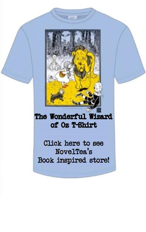 The Wonderful Wizard of Oz, NovelTea Bookstore Cafe