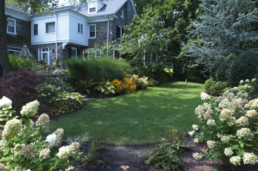 Ornate Perennial Gardens