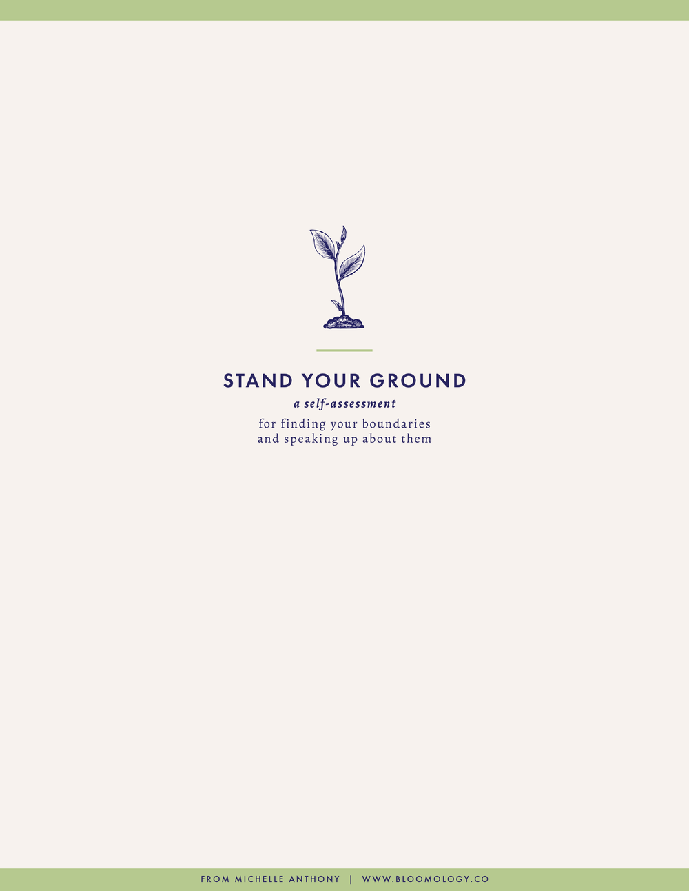 Bloomology_Stand Your Ground_cover.png