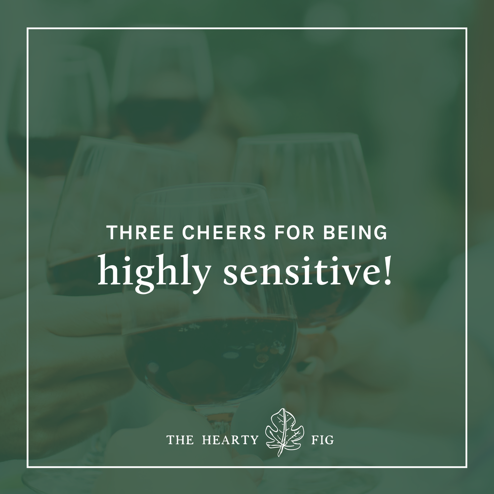 10 Ways Being Highly Sensitive is a Gift // www.theheartyfig.com