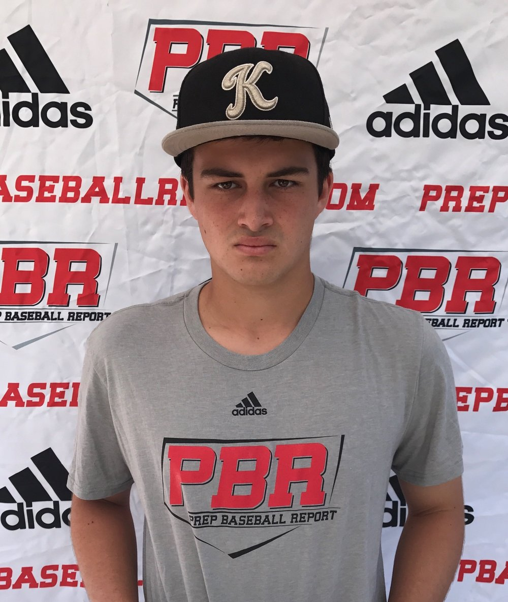 Congrats 4/1/18 - James Bilcik 2018 on his commitment to D3 Alfred State. James has been a part of Kings Baseball since the summer of 2016. He currently attends Nanuet HS.
