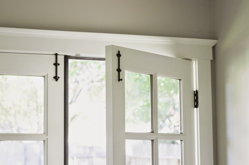 French door hardware black narrow french doors entry for Interior french doors home hardware