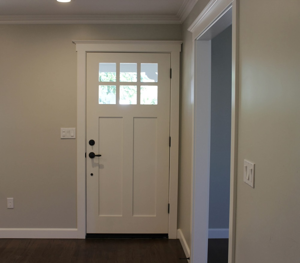 Behind the Closed Door — Interior Design | Small Home Style ...