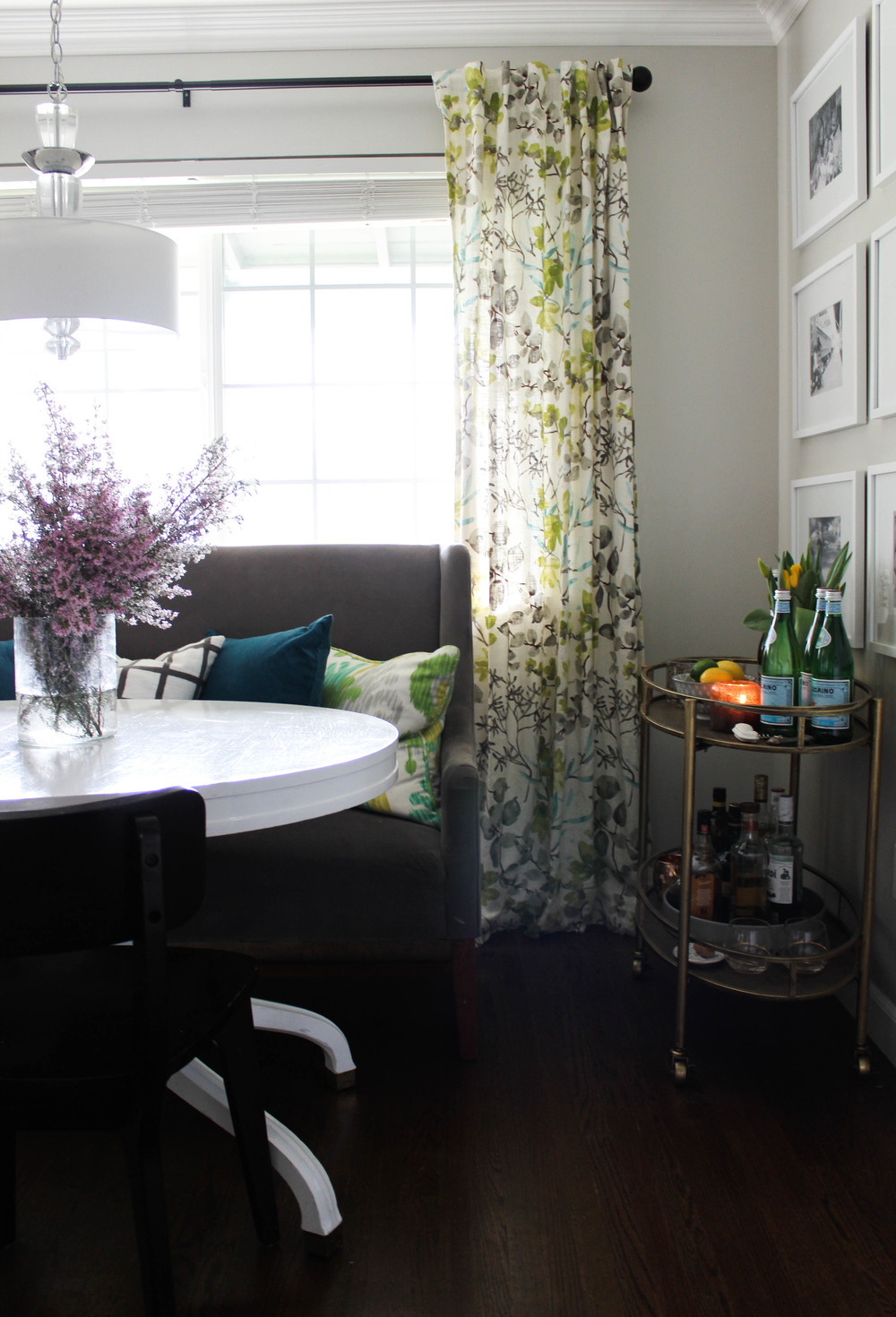 Small Home Style: 9 Ideas to Maximize a Small Dining Room & Give ...