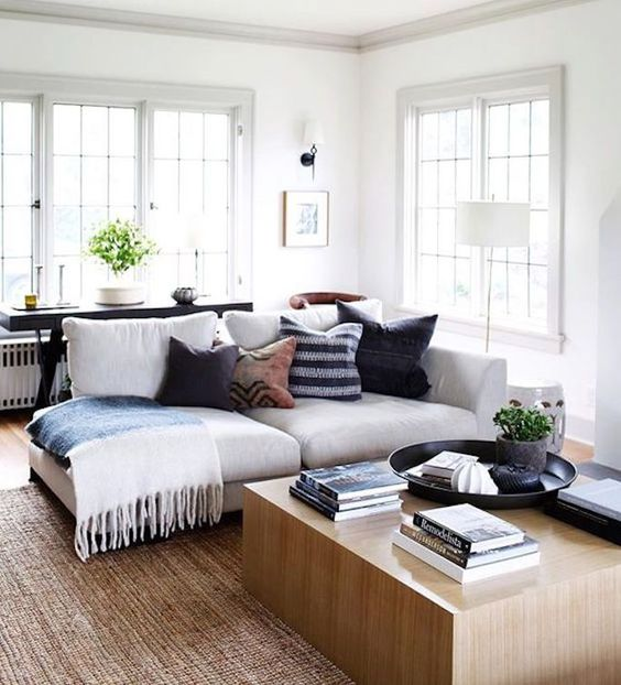 Small Home Style: Living Room Lighting Solution Sconces ...