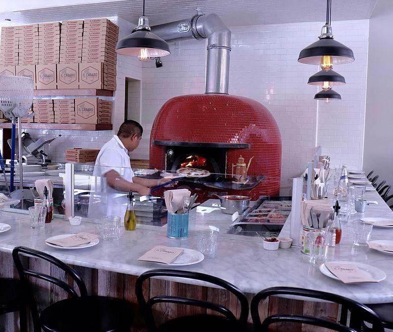 Image via  IL Casaro Pizzeria